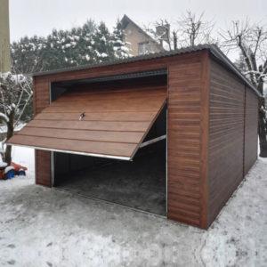 Plechové garáže exclusive