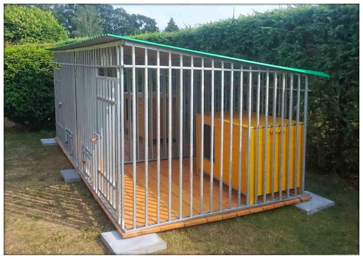4x2 dupla kennel